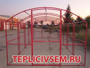 кремлевская сказка теплица сборка